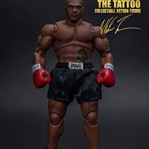 Mike Tyson The Tattoo Mike Tyson, Storm Collectibles 1:12 Action Figure