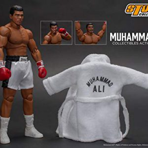 Muhammad Ali Muhammad Ali, Storm Collectibles 1/12 Action Figure