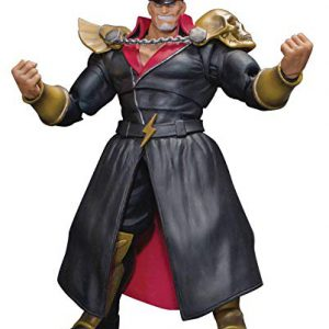 M. Bison Battle Costume Street Fighter V, Storm Collectibles 1/12 Action Figure