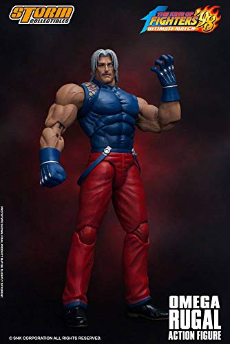 Omega Rugal King of Fighters '98, Storm Collectibles 1/12 Action Figure