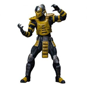 Cyrax Mortal Kombat, Storm Collectibles 1:12 Action Figure