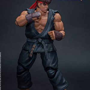 Evil Ryu Ultra Street Fighter II: The Final Challengers, Storm Collectibles 1/12 Action Figure