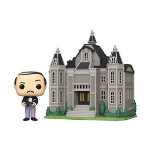Batman: 80th Anniversary - Wayne Manor w/ Alfred Pop Town Figure