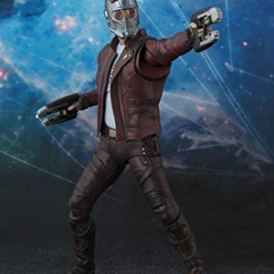 Star-Lord (Guardians of the Galaxy Vol. 2) & Explosion Guardians of the Galaxy Vol. 2, Bandai S.H.Figuarts