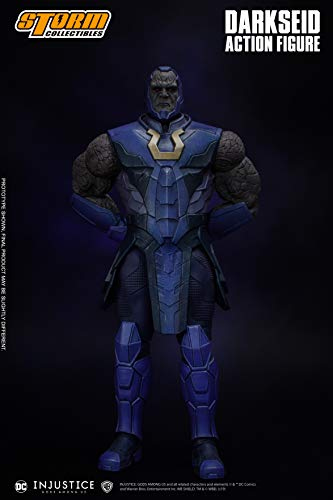Darkseid Injustice: Gods Among Us, Storm Collectibles 1/12 Action Figure