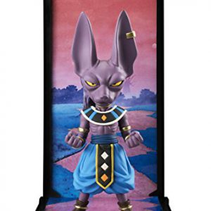 023 Beerus Dragon Ball Super, Bandai Tamashii Buddies
