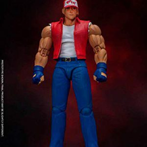 Terry Bogard King of Fighters '98, Storm Collectibles 1/12 Action Figure