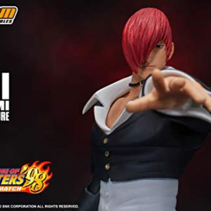 Iori Yagami King of Fighters '98, Storm Collectibles 1/12 Action Figure