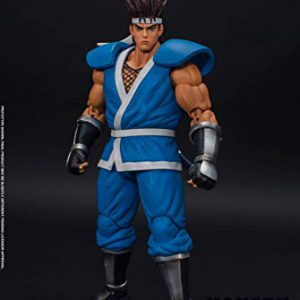 Hanzou Hattori World Heroes Perfect, Storm Collectibles 1/12 Action Figure
