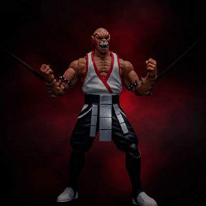 Baraka Mortal Kombat, Storm Collectibles 1:12 Action Figure