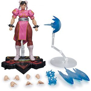 Chun-Li (Special Edition) Street Fighter V, Storm Collectibles 1/12 Action Figure
