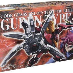 #03 Guren Type-02 Code Geass, 1/35 Bandai Mechanic Collection