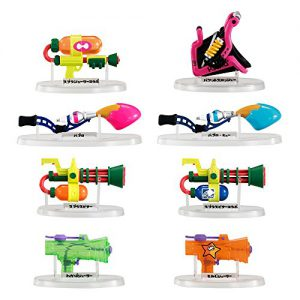 Splatoon Weapons Collection Vol. 2 Splatoon (Box/8), Bandai Weapons Collection