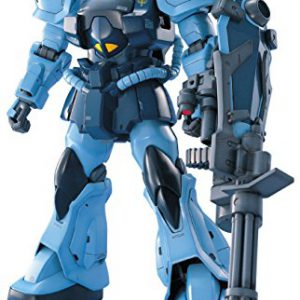 MS07B-3 Gouf Custom Gundam 08th MS Team, Bandai MG