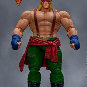 Alex Street Fighter V, Storm Collectibles 1/12 Action Figure