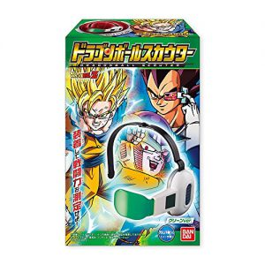 Dragon Ball Z Scouter (No Sound Ver.) Dragon Ball Z (Box/10), Bandai Role-Play