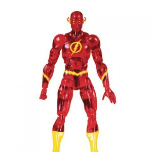 Flash: Flash (Speed Force) DC Essential Action Figure