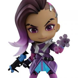 Nendoroid: Overwatch - Sombra Action Figure