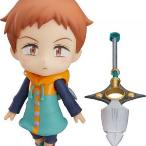 Nendoroid: Seven Deadly Sins - King Action Figure (Revival of The Commandments)