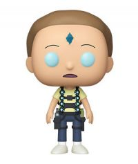 Rick and Morty: Death Crystal Morty Pop Figure