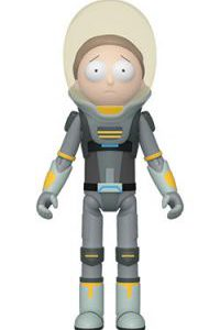 Rick and Morty: Morty (Space Suit) Action Figure
