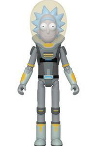 Rick and Morty: Rick (Space Suit) Action Figure