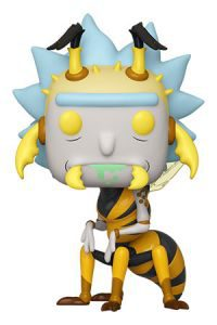 Rick and Morty: Wasp Rick Pop Figure