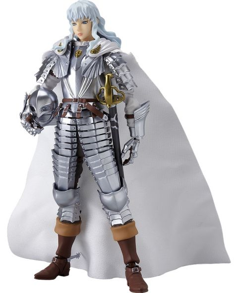 Berserk: Griffith White Hawk Figma Action Figure