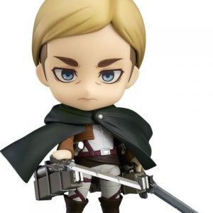 Nendoroid: Attack on Titan - Erwin Smith Action Figure