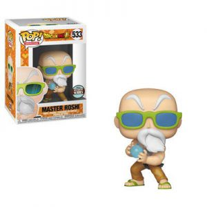 Dragon Ball Super: Master Roshi (Max Power) POP Vinyl Figure (Specialty Series)