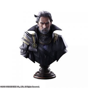 Final Fantasy XV: Kingsglaive - King Regis Lucis Caelum Static Arts Gallery Bust