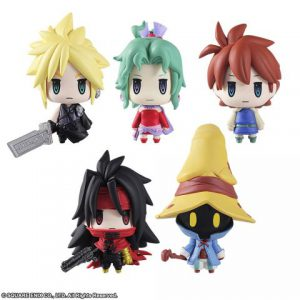 Final Fantasy: Series 2 Mini Trading Arts Figures (Display of 6)