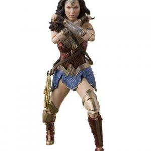 Justice League Movie: Wonder Woman S.H.Figuarts Action Figure