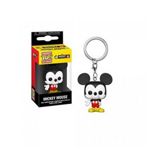 Key Chain: Disney Mickey's 90th - Mickey Pocket Pop Vinyl