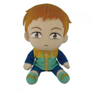 Seven Deadly Sins: King Sitting Plush