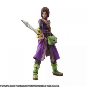 Dragon Quest XI: The Luminary Bring Arts Action Figure (Echoes of an Elusive Age)