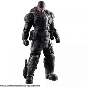 Gears of War: Marcus Fenix Play Arts Kai Action Figure