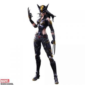 Wolverine: X-23 (Laura) Variant Play Arts Kai Action Figure