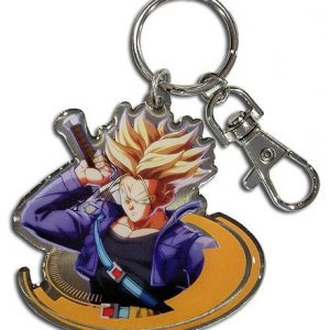 Key Chain: Dragon Ball FighterZ - SS Future Trunks Potrait