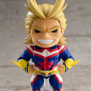 Nendoroid: My Hero Academia - All Might Action Figure