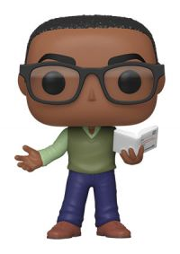 Good Place: Chidi Anagonye Pop Figure