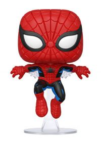 Marvel 80th Anniversary: SpiderMan (First Appearance) Pop Figure