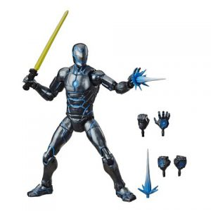 Iron Man: Iron Man (Stealth) Marvel Legends Action Figure (All New All Different)