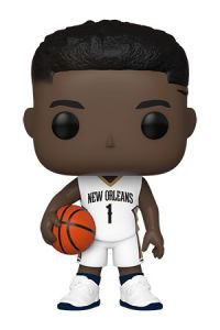 NBA Stars: Pelicans - Zion Williamson Pop Figure