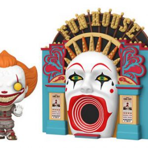 Stephen King's It Chapter 2: Pennywise (Demonic) w/ Funhouse Pop Town Figure