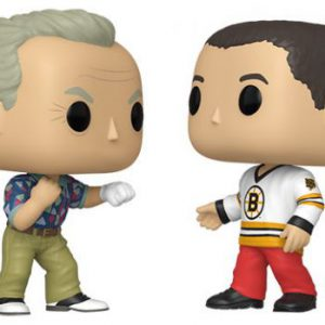 Happy Gilmore: Happy and Bob Barker Pop Figure (2-Pack)