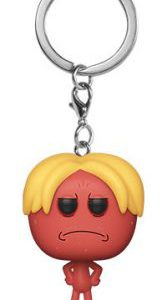 Key Chain: Rick and Morty - Kirkland Meeseeks