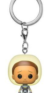 Key Chain: Rick and Morty - Morty Space Suit