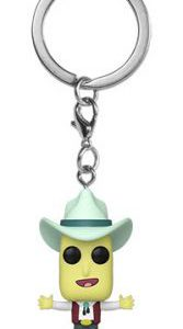 Key Chain: Rick and Morty - Mr. Poopybutthole
