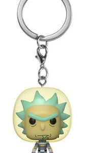 Key Chain: Rick and Morty - Rick Space Suit
